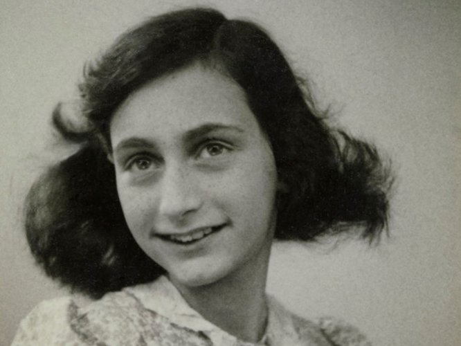 THE ANNE FRANK TRAIL