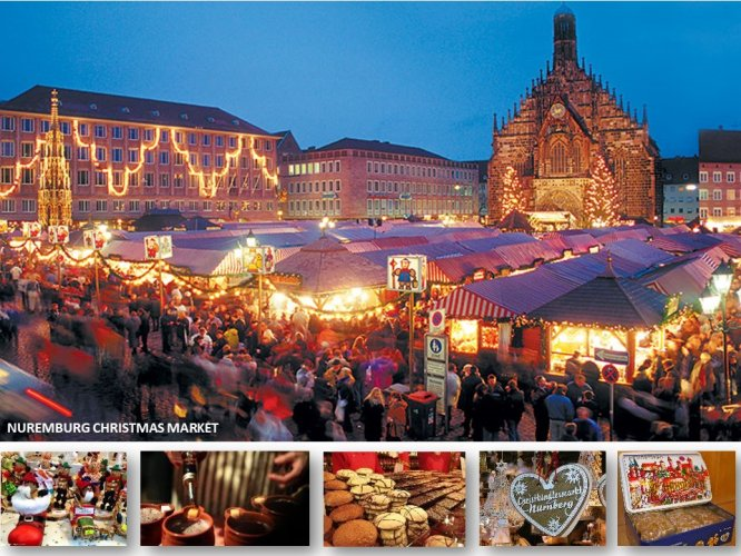 CHRISTMAS MARKETS CRUISE ON THE DANUBE